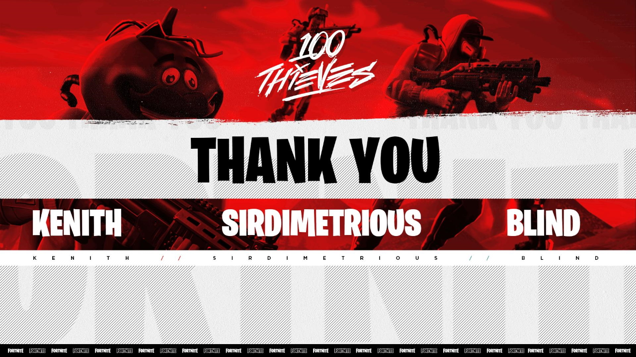 100-Thieves-bids-farewell-to-three-of-its-pro-Fortnite-players