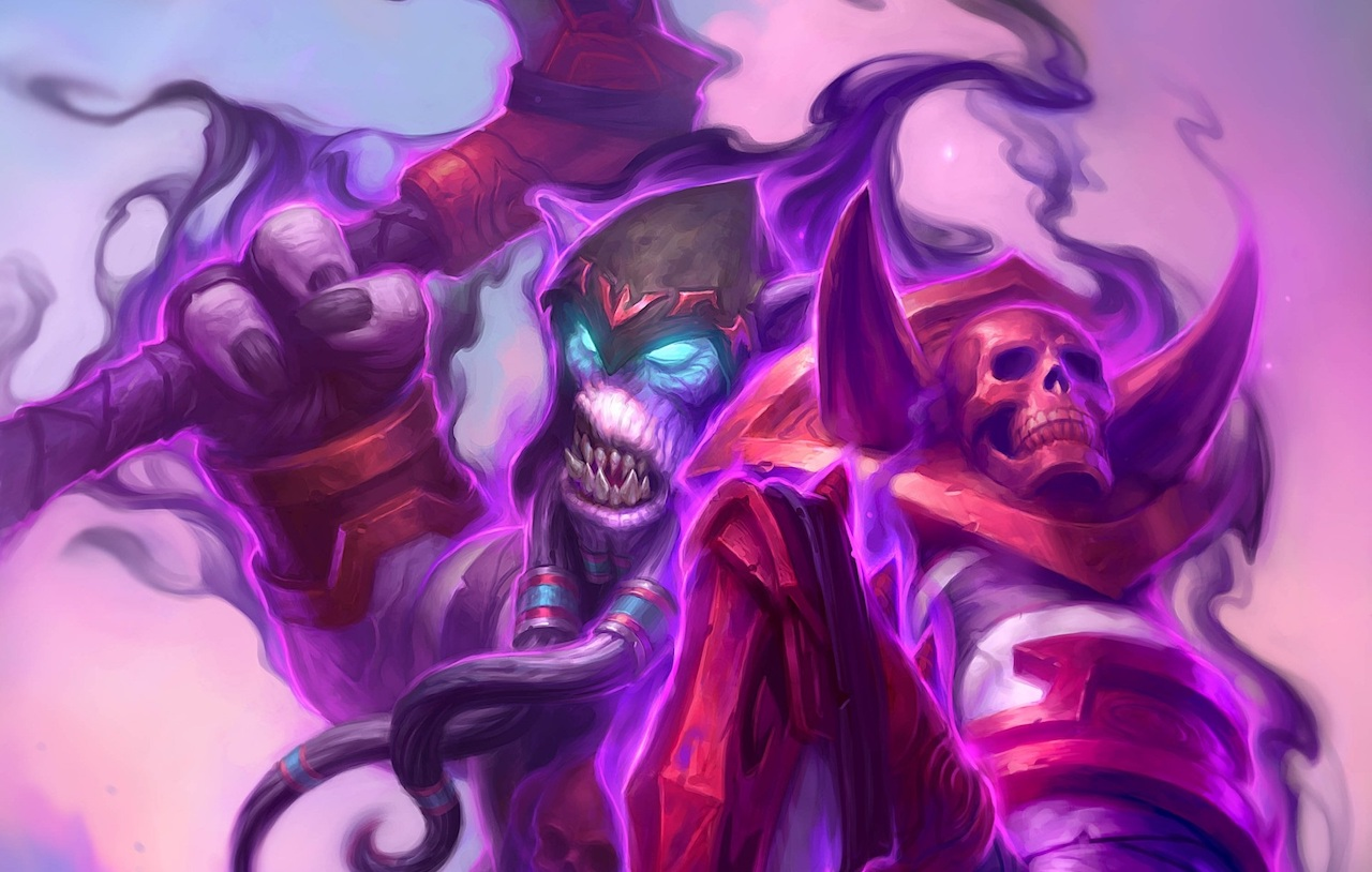 Secret-Stealth-Rogue-deck-list-guide-Ashes-of-Outland-Hearthstone-April-2020