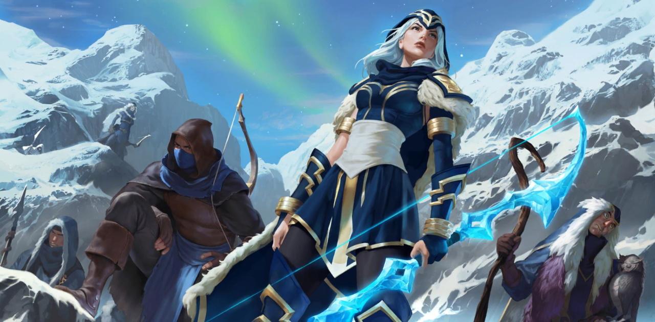 Midrange-Frostbite-deck-list-guide-Open-Beta-Legends-of-Runeterra-February-2020