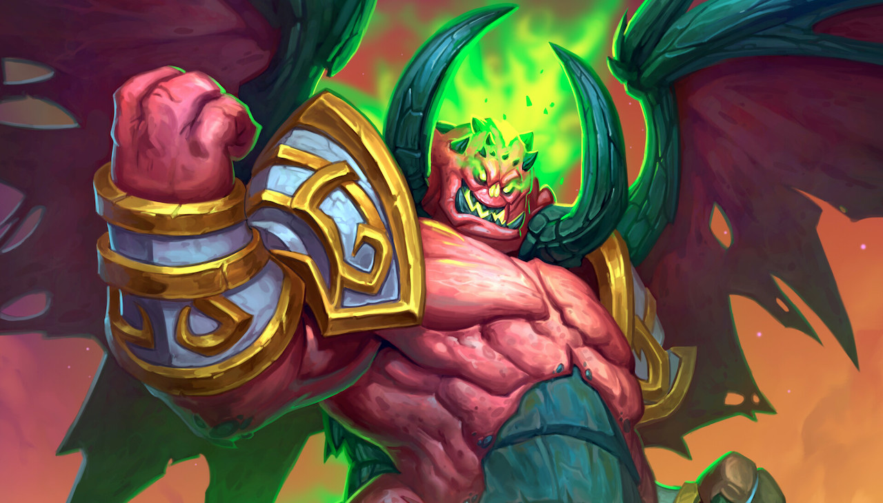Big-Demon-Hunter-deck-list-guide-Ashes-of-Outland-Hearthstone-April-2020