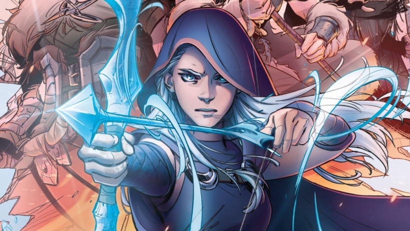 Ashe-Warmother-comic-announced-for-League-of-Legends