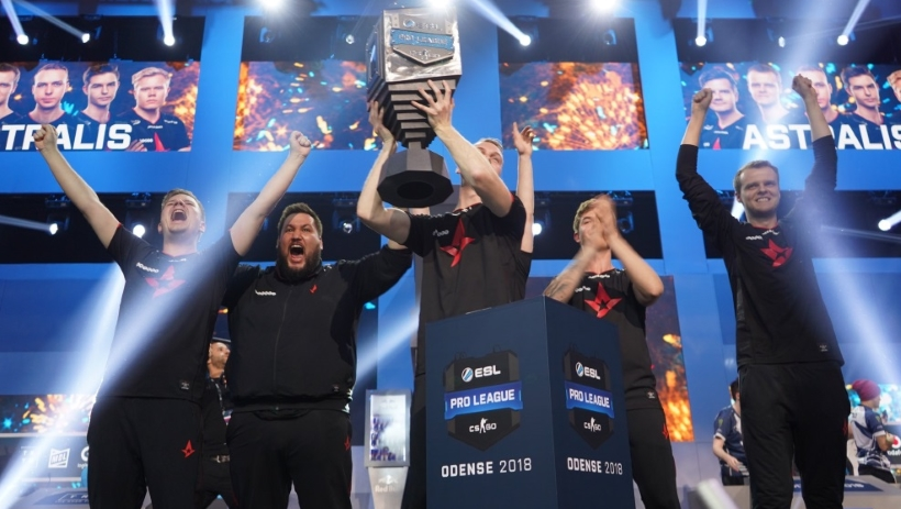 Astralis-wins-1million-Intel-Grand-Slam-prize