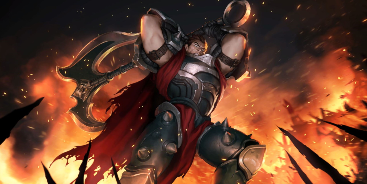 Darius-Aggro-deck-list-guide-Season-of-Fortune-Legends-of-Runeterra-July-2020