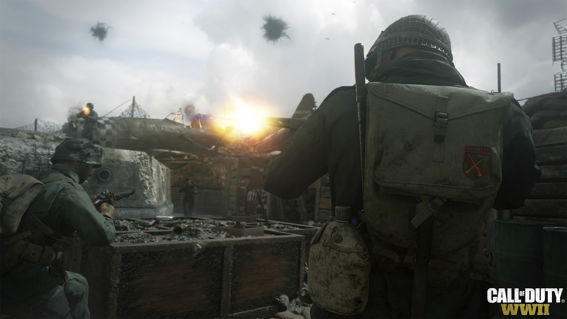 Call-of-Duty-WW2-Free-For-All-guide