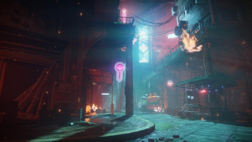 Destiny-2-Larceny-walkthrough-guide-How-to-clear-the-landing-zone-and-defeat-the-Centurion
