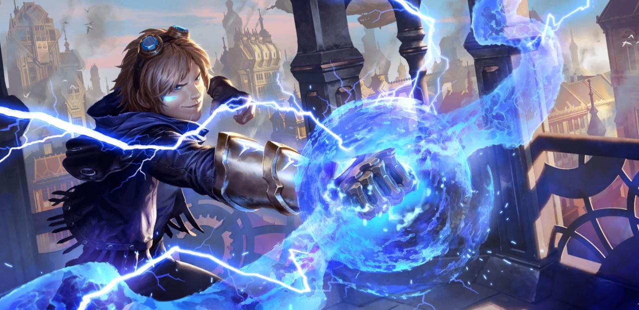 Ezreal-Combo-Control-deck-list-guide-Open-Beta-Legends-of-Runeterra-February-2020