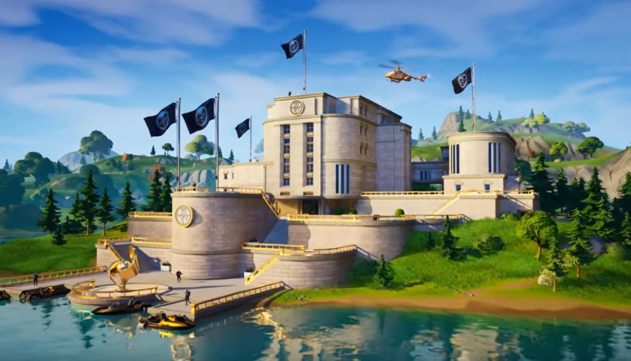 Fortnite-Where-to-find-Keycards-to-open-all-Vaults