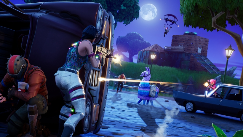 Fortnite-6.3.1-patch-notes-include-new-Pump-Shotguns-and-Team-Rumble-event