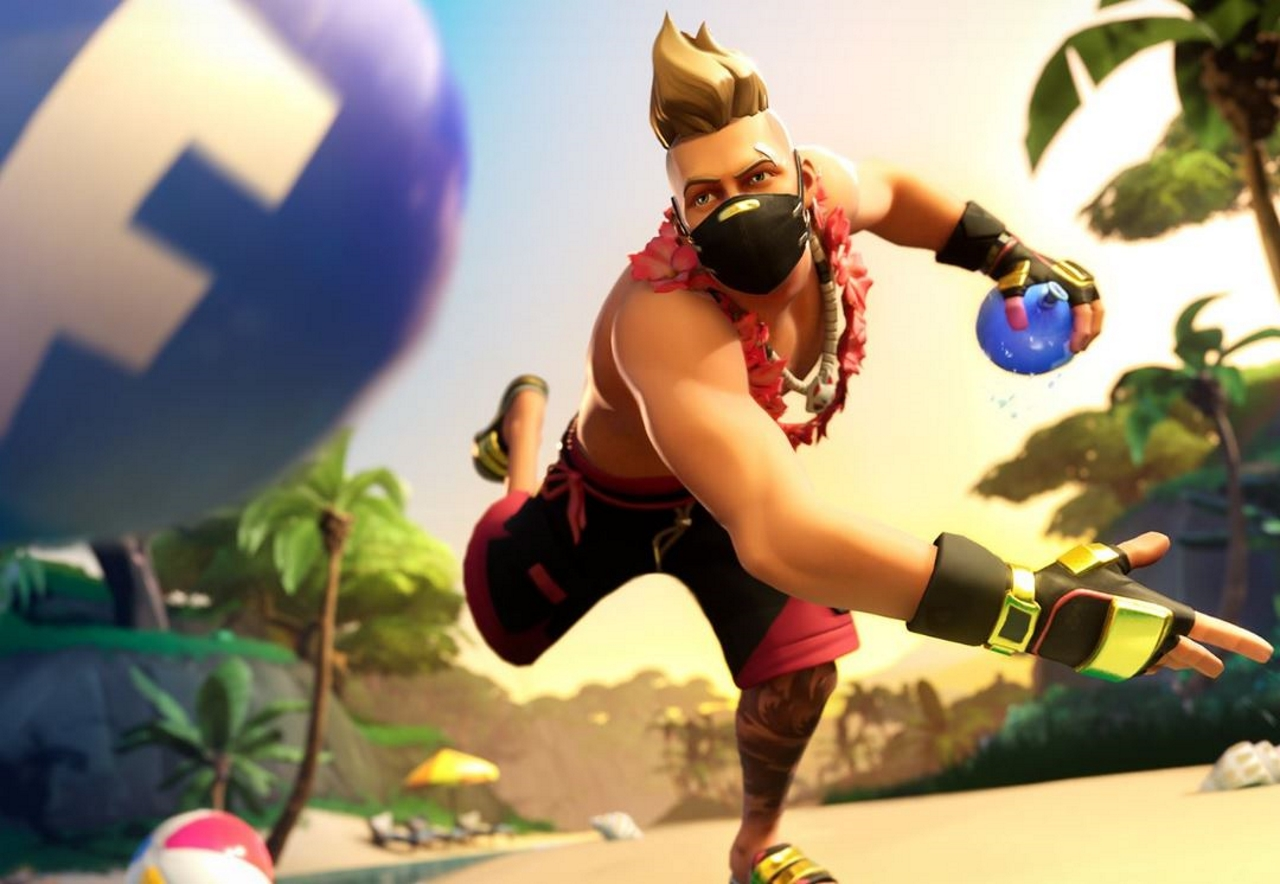 Fortnite-All-Giant-Beach-Balls-locations