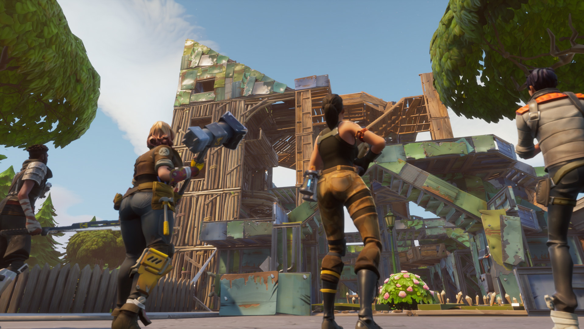 Fortnite-Battle-Royale-How-to-build-quickly