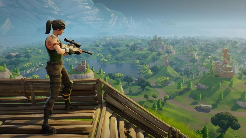 Fortnite-Battle-Royale-How-to-get-loot-and-gear-up-quickly