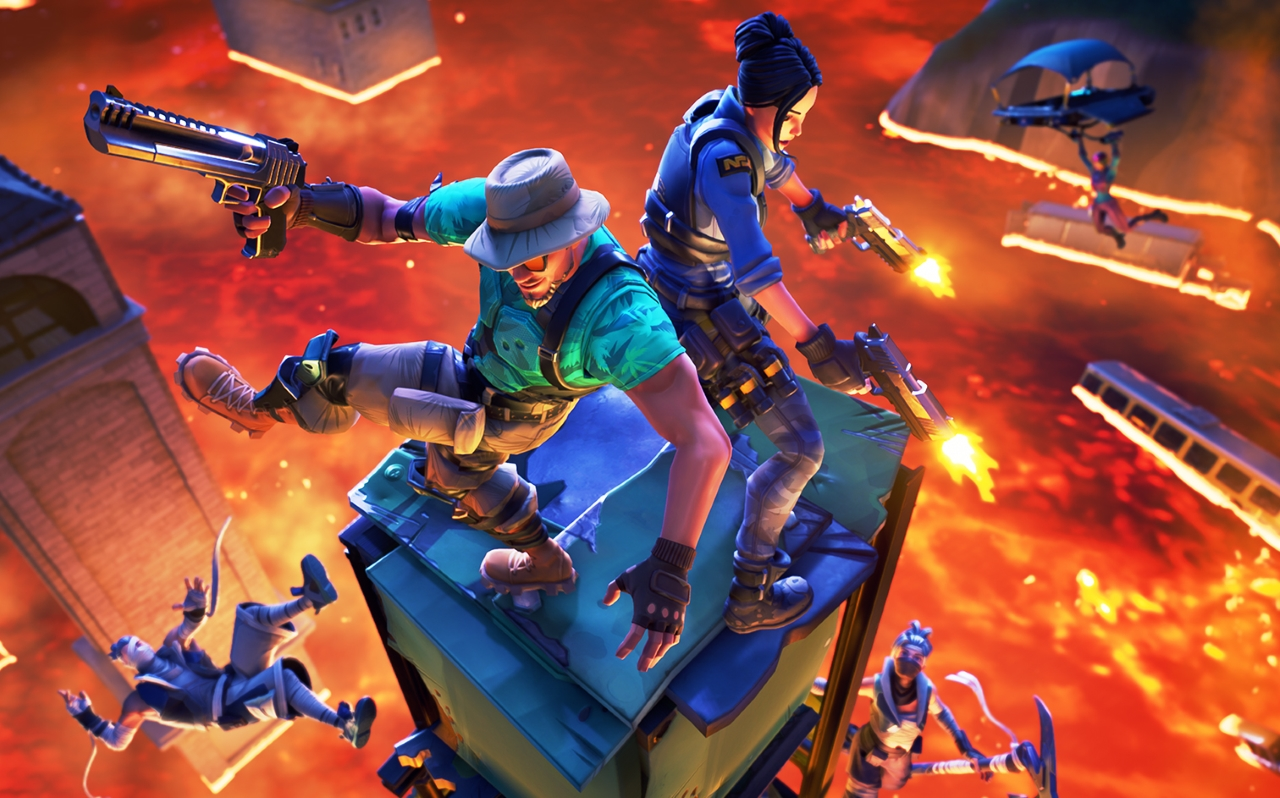 Fortnite-Patch-v8.20-adds-a-new-game-mode-and-healing-items