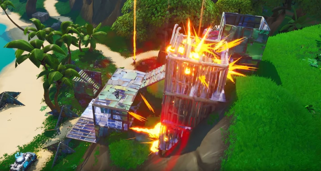 Fortnites-latest-patch-adds-a-new-Air-Strike-item