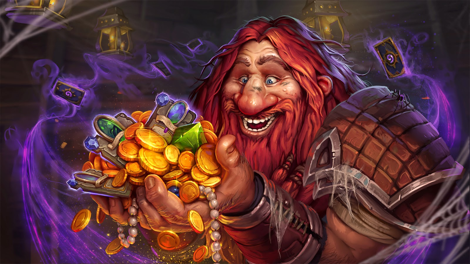 Patch-19632-Deck-Imports-Prince-Malchezaar-and-Maiev-bugs-fixed-Hearthstone