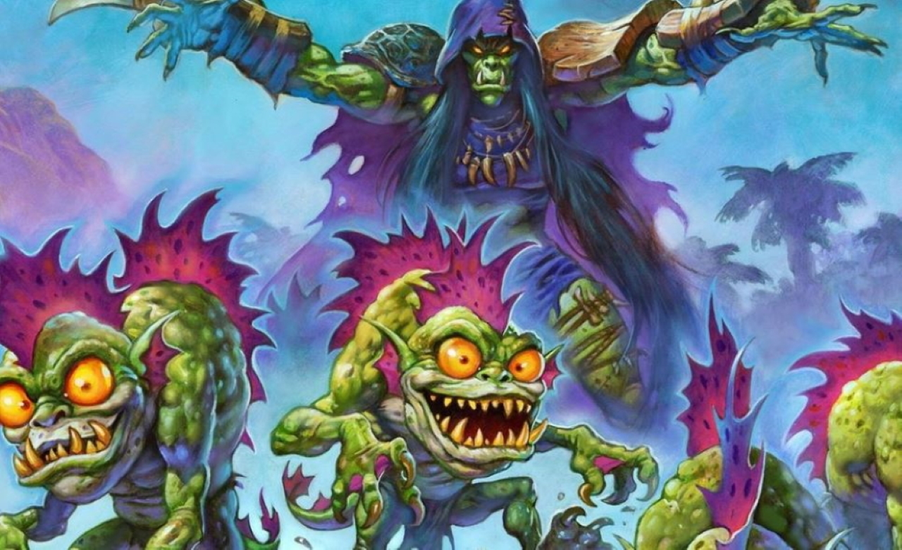 Galakrond-Quest-Shaman-deck-list-guide-Ashes-of-Outland-Hearthstone-April-2020