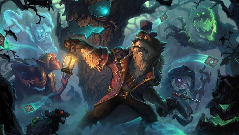 Hearthstone-The-Witchwood-Release-date