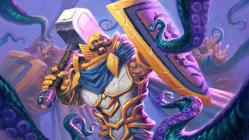 Wild-Silver-Hand-Recruit-Paladin-deck-list-guide-UnGoro-Hearthstone