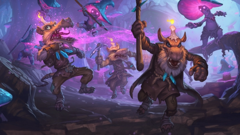 Kobolds-and-Catacombs-Card-Reveal-Livestream-start-times-US-UK-and-Europe-Hearthstone
