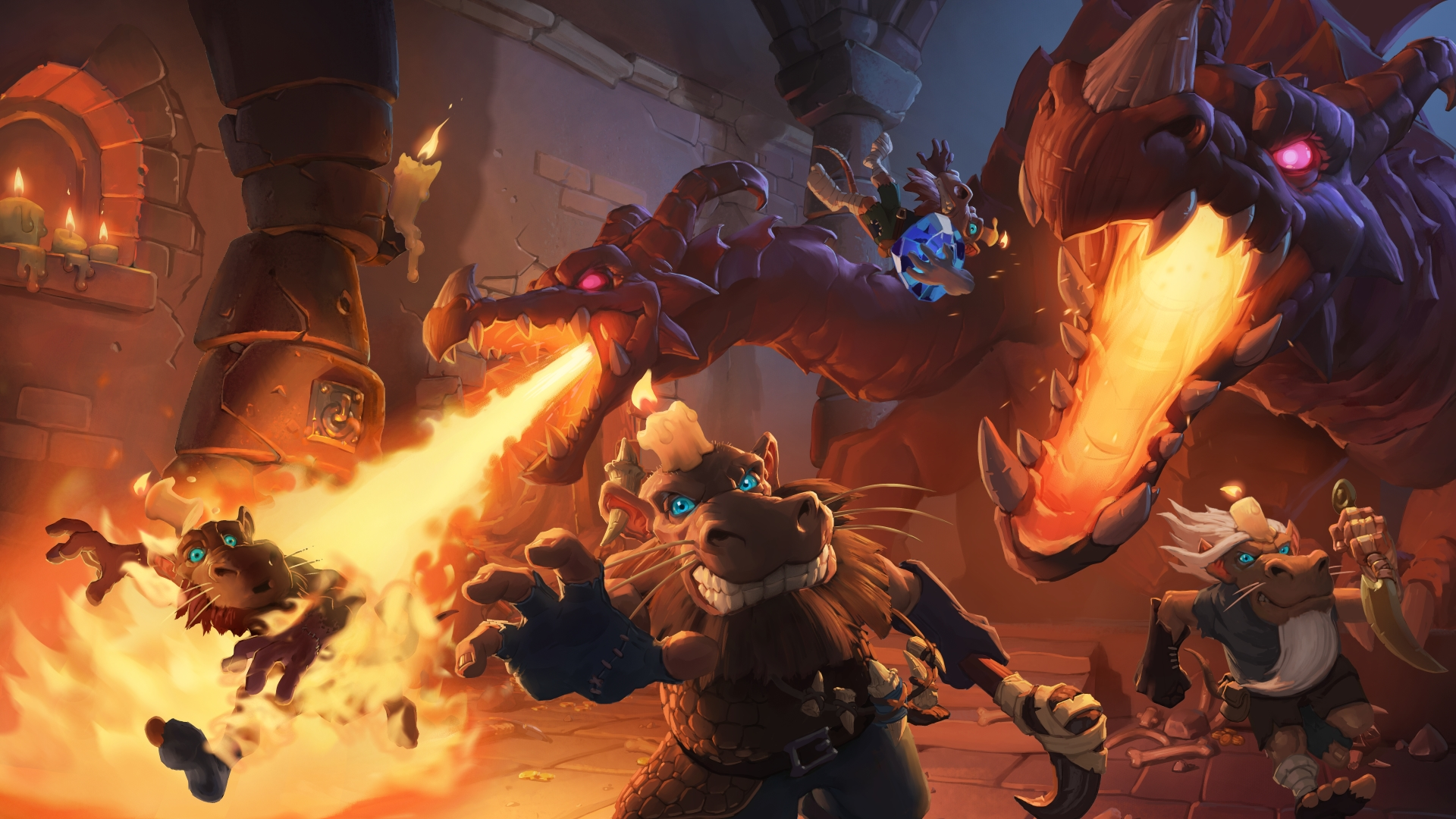 Hearthstone-Kobolds-and-Catacombs-Wallpapers