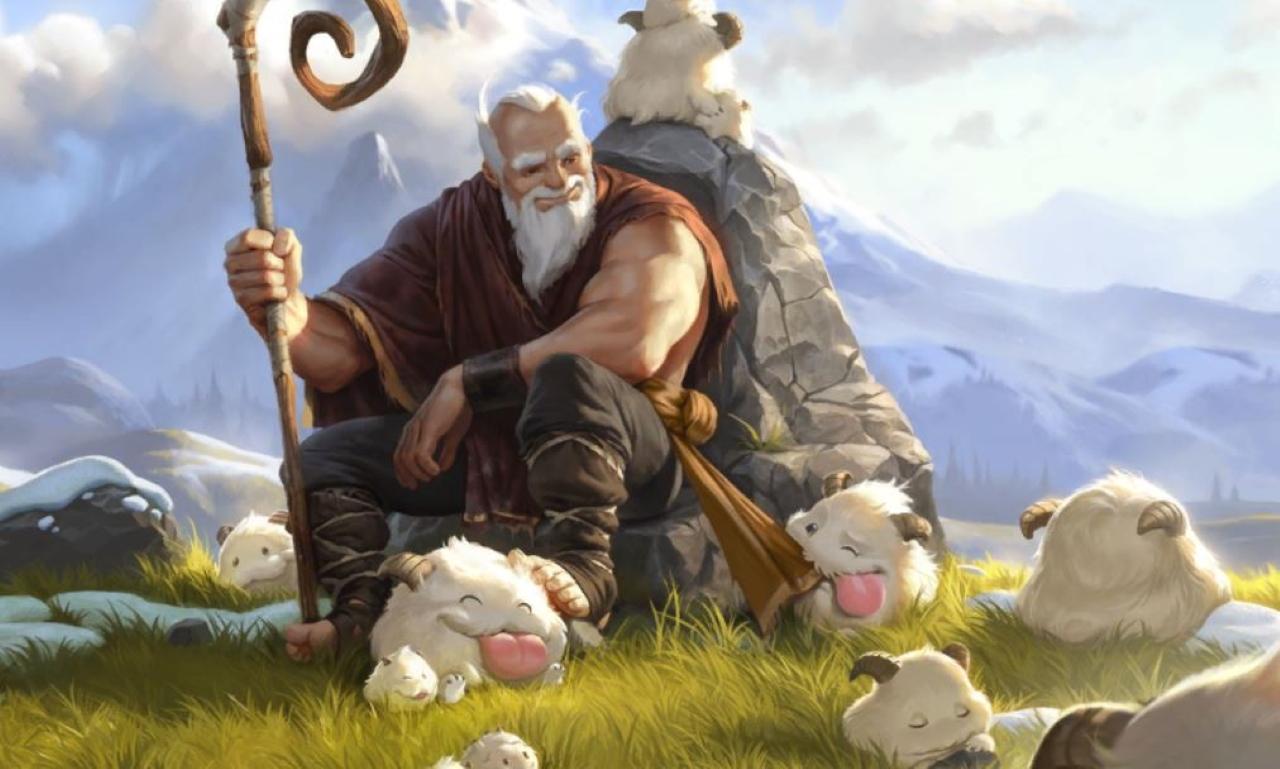 Braum-Poro-deck-list-guide-Open-Beta-Legends-of-Runeterra-February-2020
