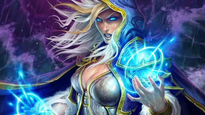 Frost-Lich-Jaina-Card-Art-Stats-and-Mechanics-Hearthstone
