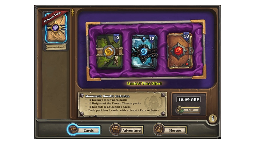 Blizzard-announces-Quest-for-Packs-promotion-and-a-new-card-bundle-for-Hearthstone