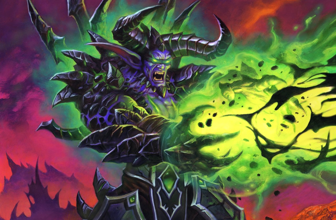 Midrange-Demon-Hunter-deck-list-guide-Ashes-of-Outland-Hearthstone-April-2020