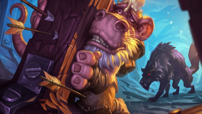 Midrange-Hunter-deck-list-guide-Hearthstone-Kobolds-January-2018