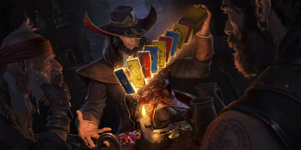Poro-Twisted-Fate-deck-list-guide-Season-of-Plunder-Legends-of-Runeterra-April-2020