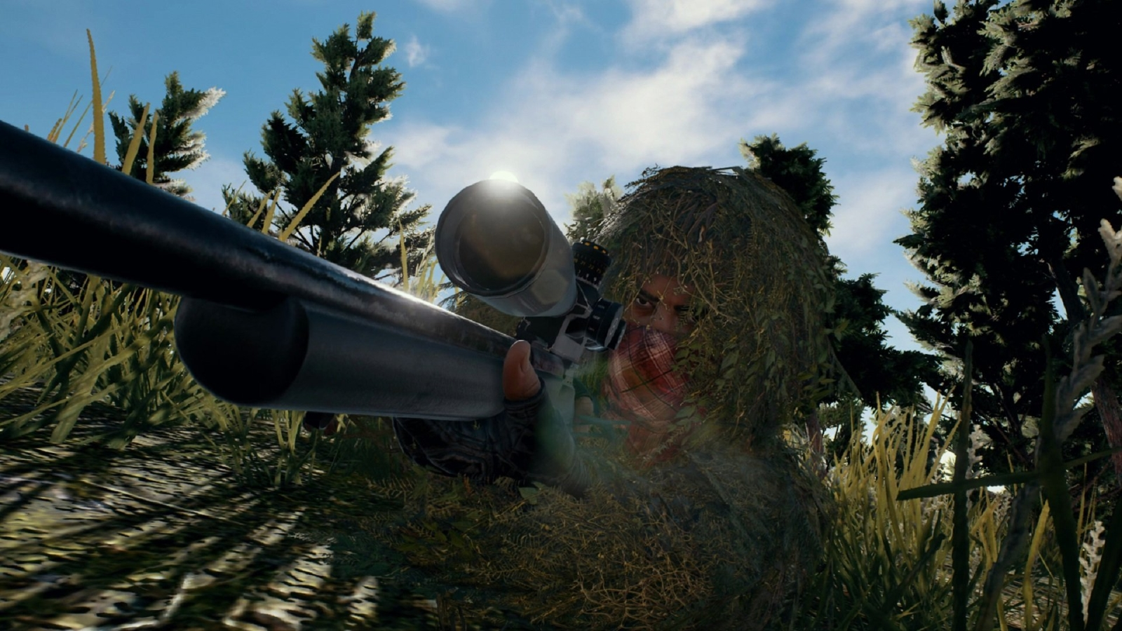 PUBG-How-to-aim-better-Scope-Sights-and-Long-Range