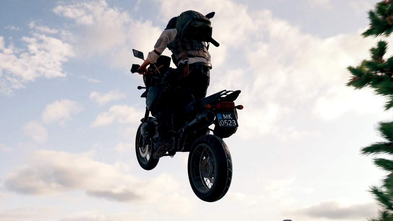 PUBG-How-to-drive-cars-and-bikes