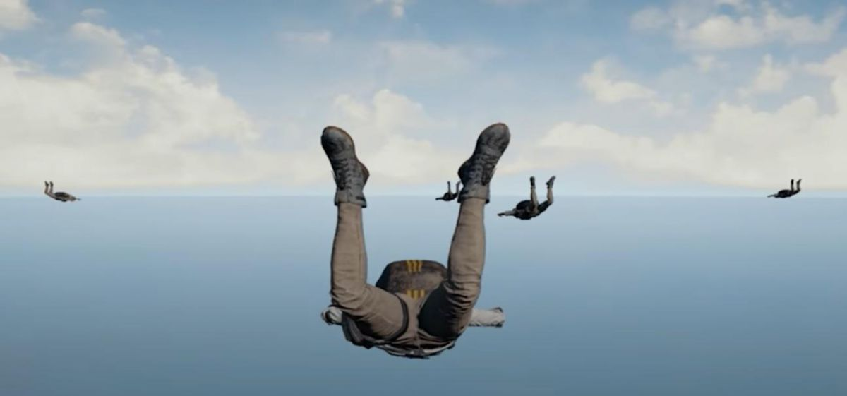 PUBG-How-to-land-faster-PC-Xbox-One
