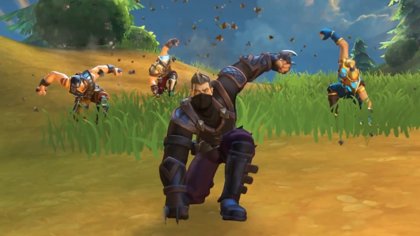 Realm-Royale-How-to-queue-for-a-solo-match
