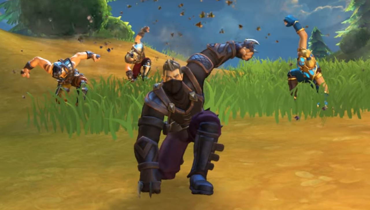 Realm-Royale-Keybinds-and-Keyboard-Controls