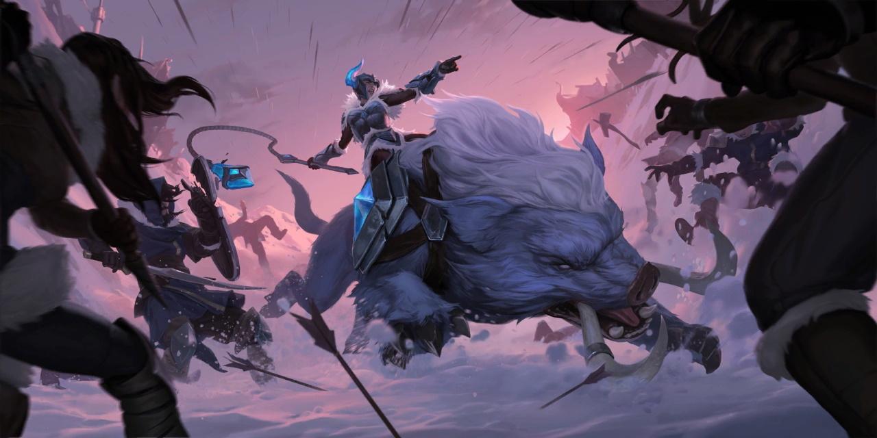 Sejuani-Swain-Midrange-Aggro-deck-list-guide-Season-of-Plunder-Legends-of-Runeterra-April-2020