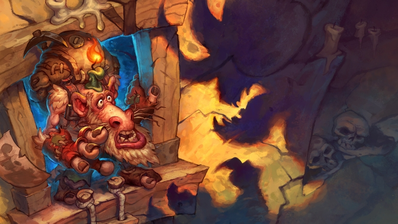 Spell-Hunter-deck-list-guide-Hearthstone-Kobolds-Catacombs-KAC