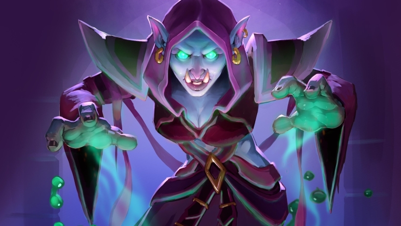 Spiteful-Priest-deck-list-guide-Rastakhan-Hearthstone-December-2018