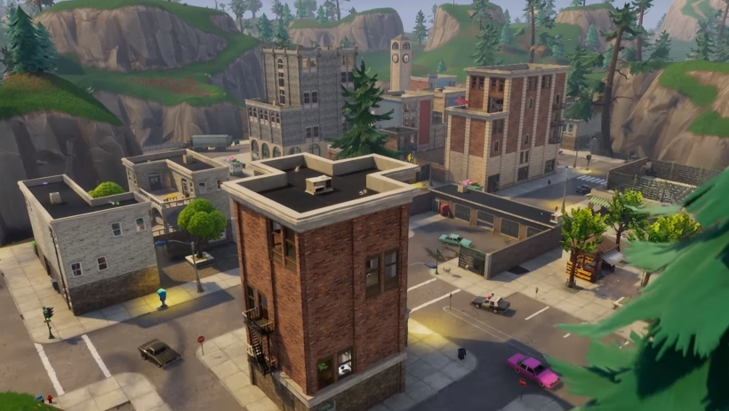 Fortnite-Tilted-Towers-Comet-Telescopes-controller-vibrations-and-more