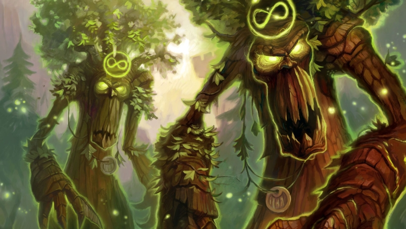 Treant-Token-Druid-deck-list-guide-Scholomance-Academy-Hearthstone-August-2020