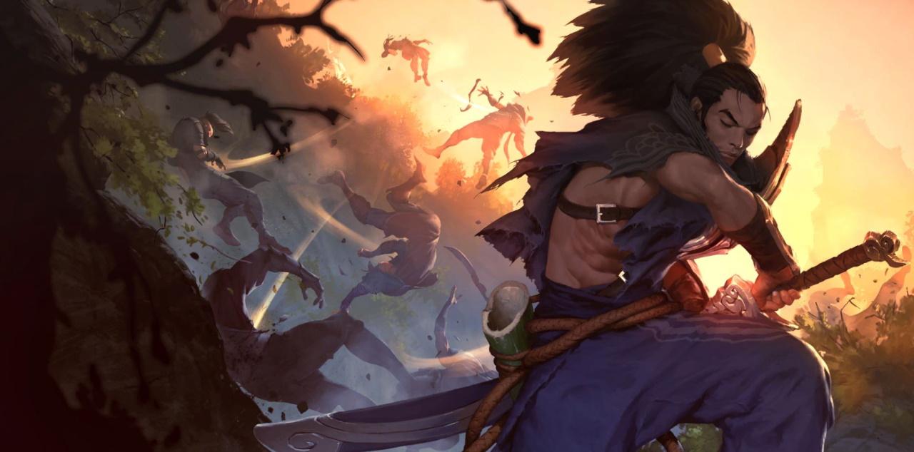 Yasuo-Elusive-deck-list-guide-Open-Beta-Legends-of-Runeterra-February-2020
